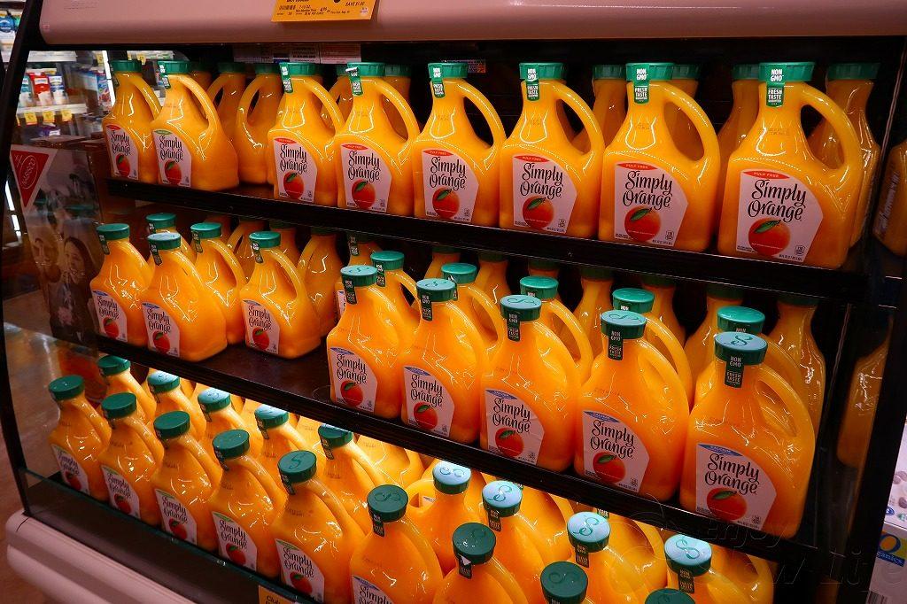 14オレンジジュース