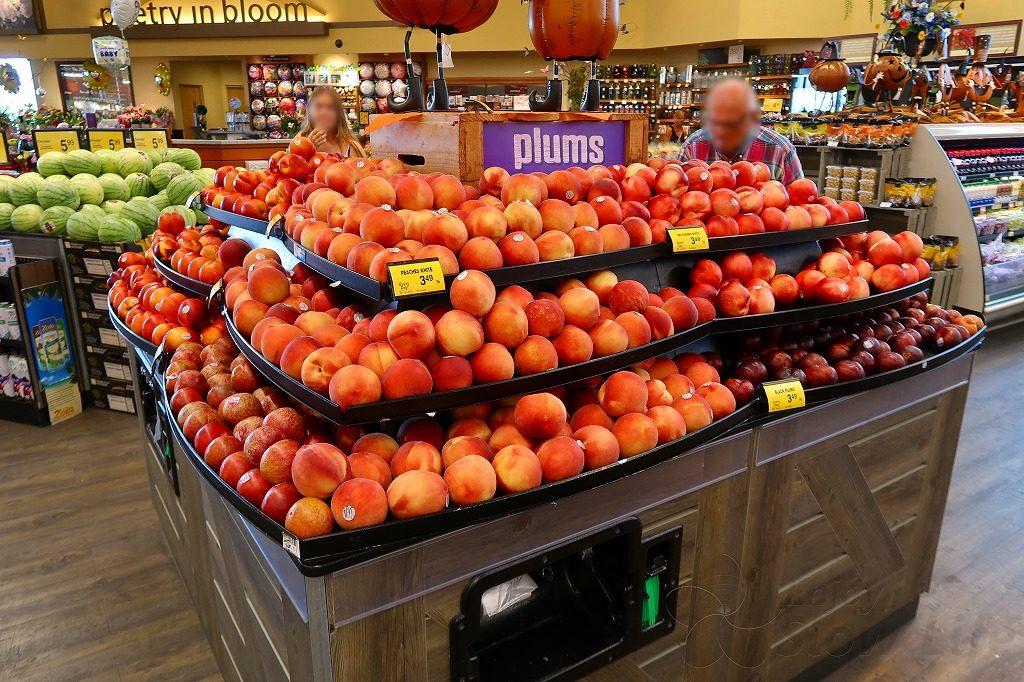 4フルーツ売場