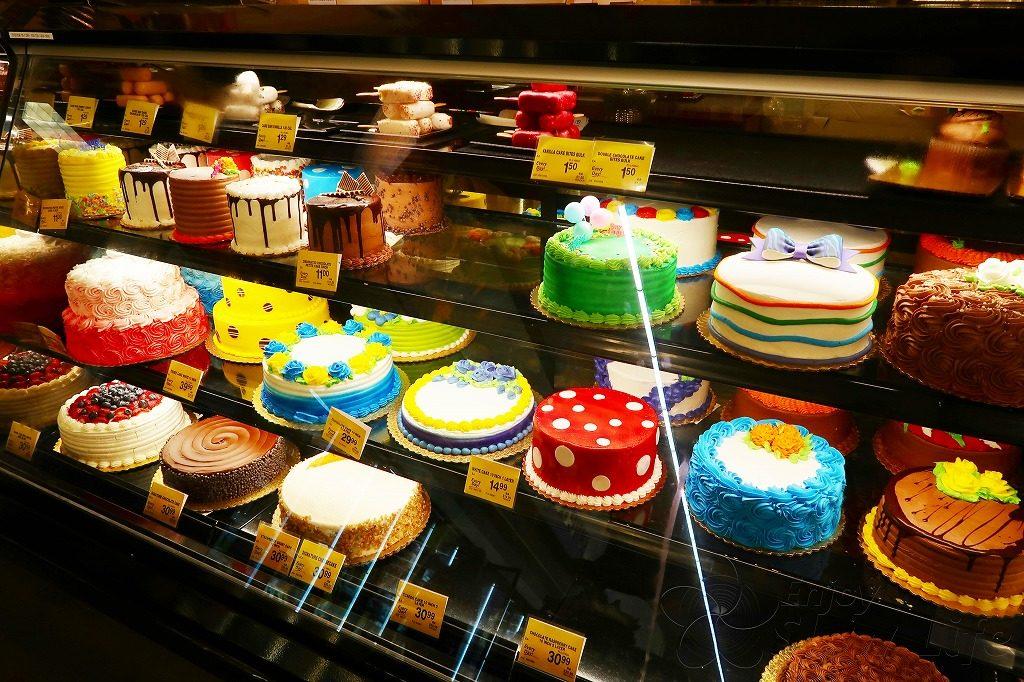 11カラフルケーキ