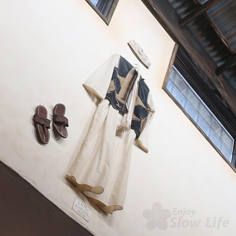 アフリカ民族衣装