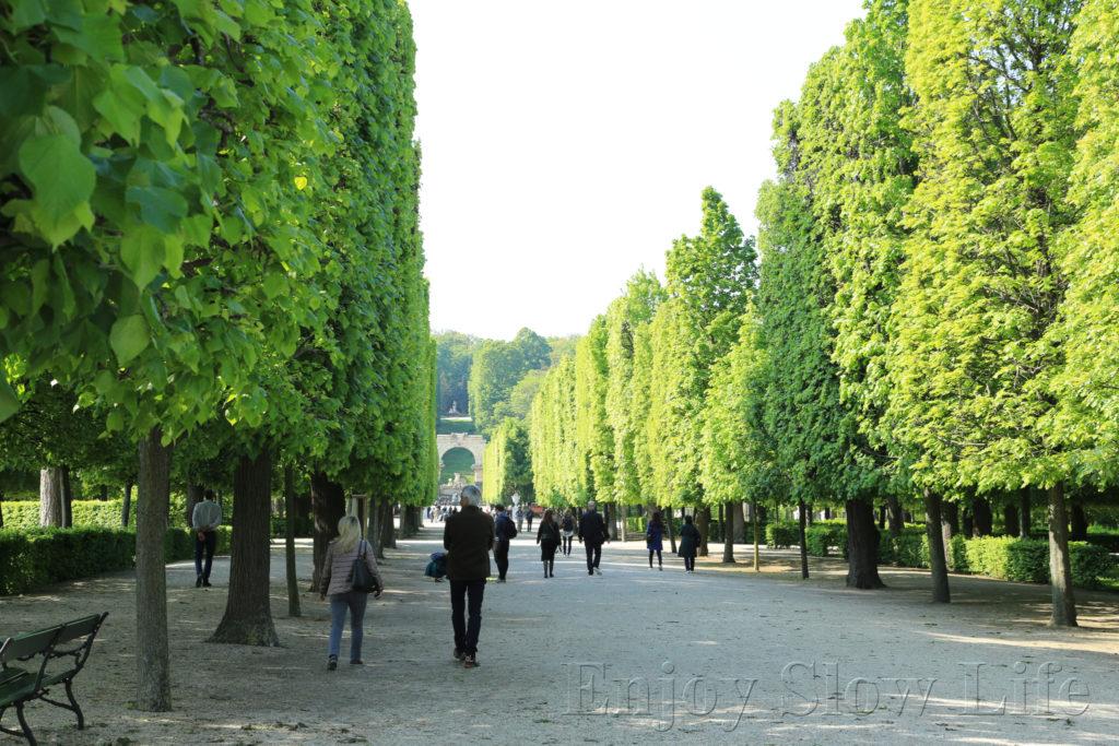 シェーンブルン宮殿4