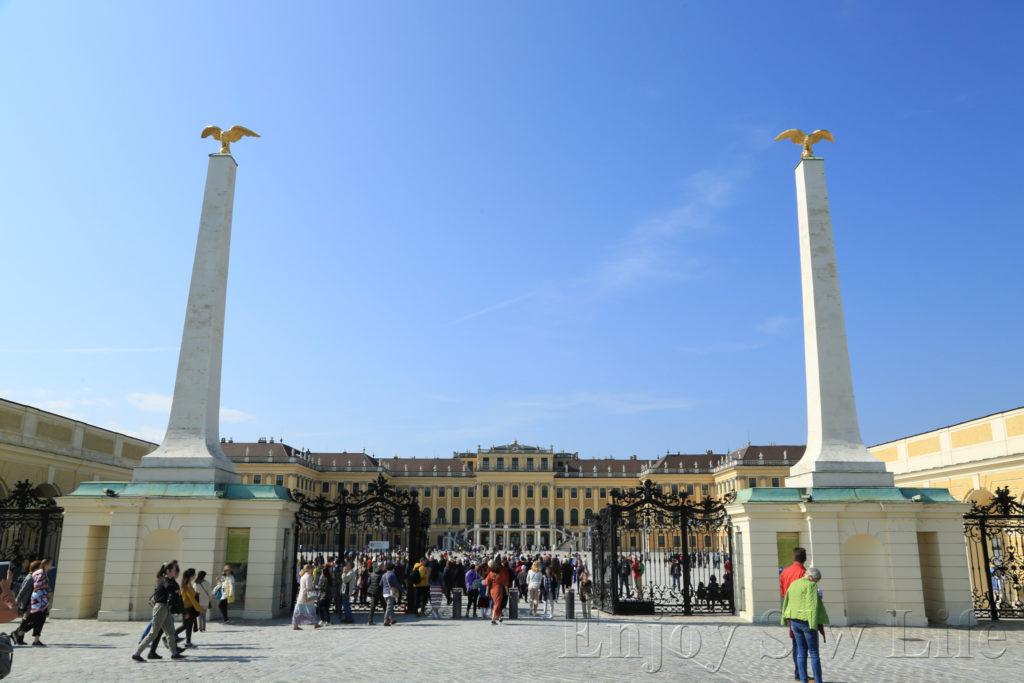 シェーンブルン宮殿1