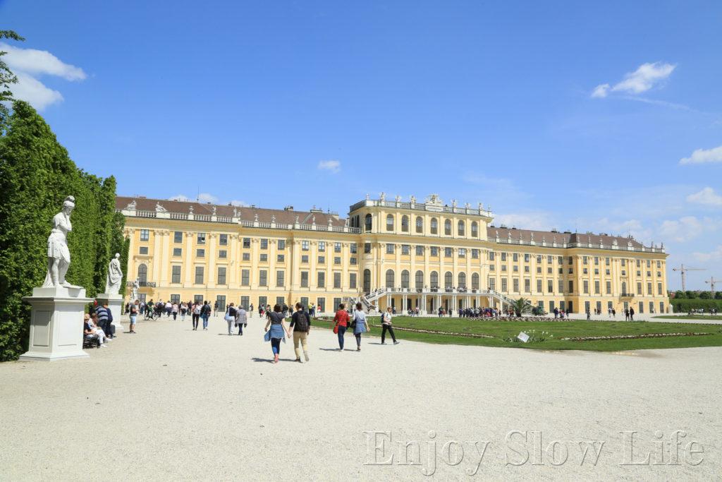 シェーンブルン宮殿15