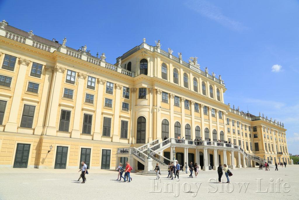シェーンブルン宮殿16