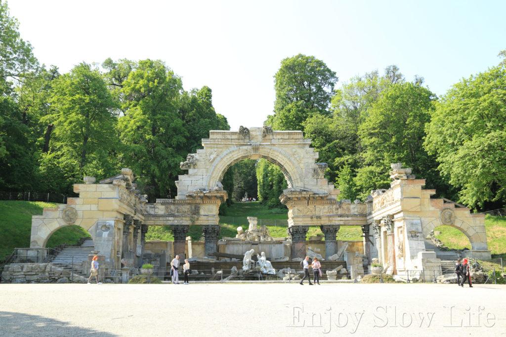 シェーンブルン宮殿17