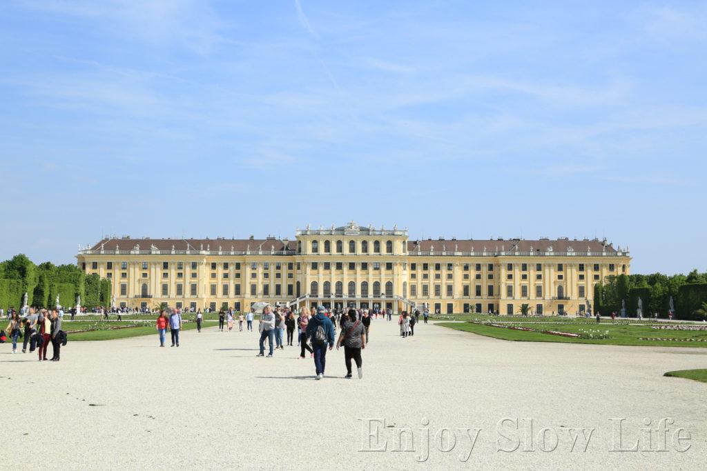 シェーンブルン宮殿8