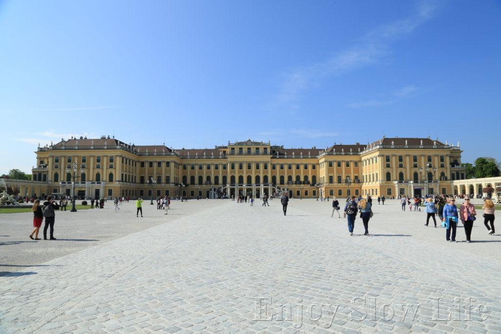 シェーンブルン宮殿2