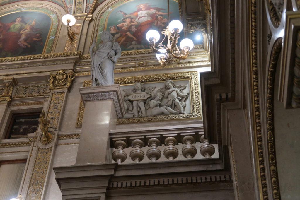 オペラ座階段