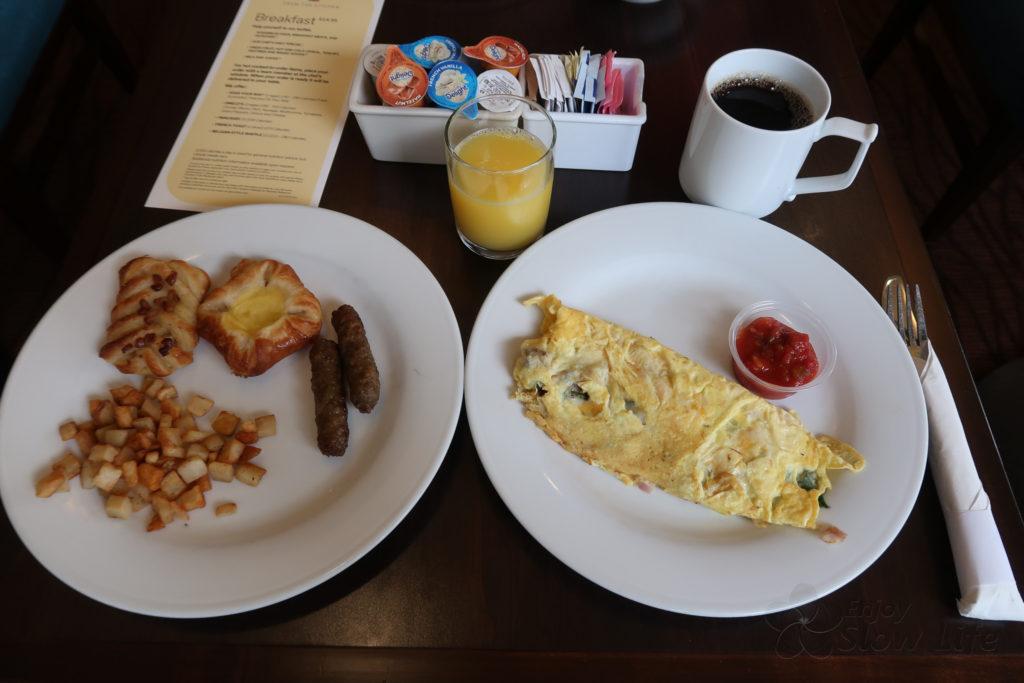 ガーデンイン エアポートノース 朝食8