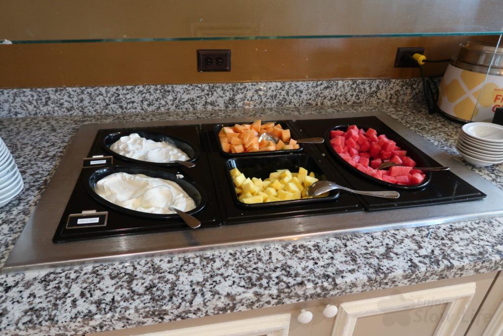 ガーデンイン エアポートノース 朝食3