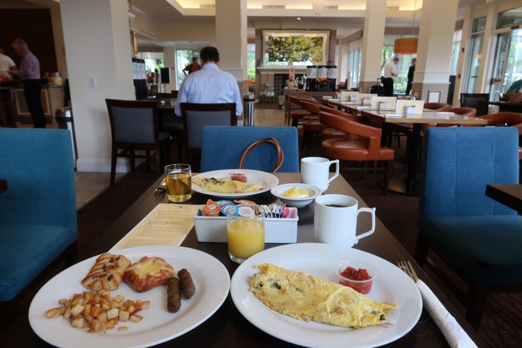 ガーデンイン エアポートノース 朝食9