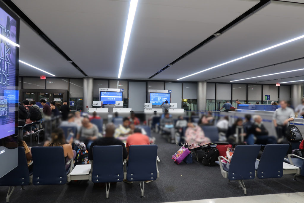 ロサンゼルス空港 20190711