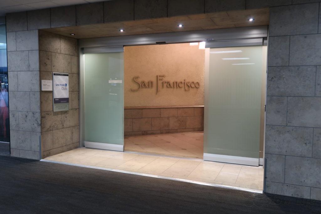 ユナイテッドラウンジ サンフランシスコ