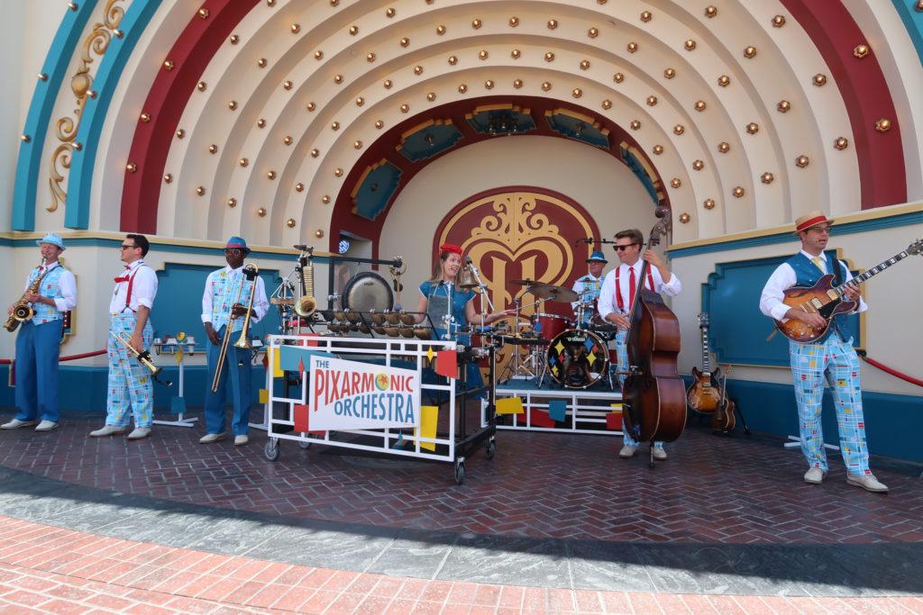 ピクサーモニックオーケストラ カリフォルニア・アドベンチャー