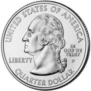 50州25セント硬貨