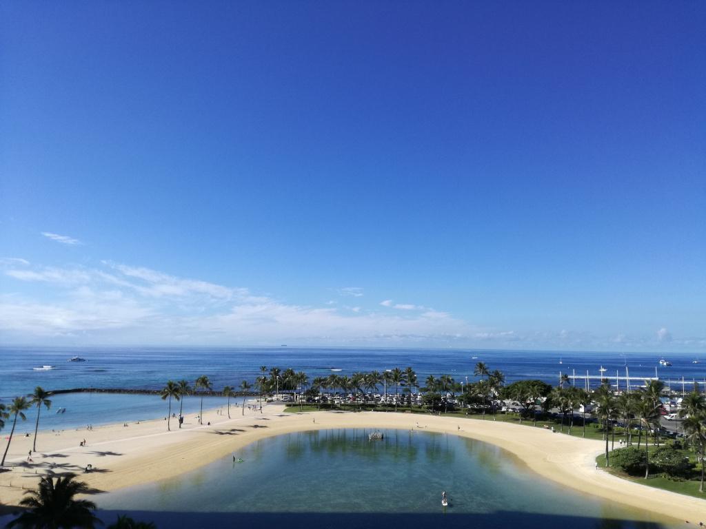ハワイの景色2019