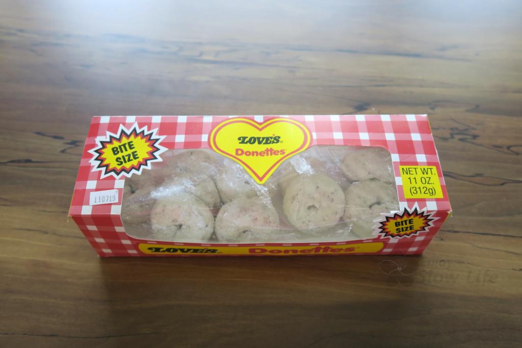 love'sドーナッツ