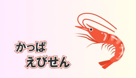 【ご当地シリーズ】北海道 山わさび味 かっぱえびせん